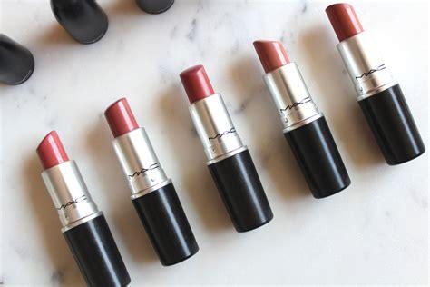 best mac lipstick top 5 mac lipsticks cosmo fast play twig blankety
