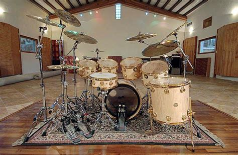 Drum Room by How To Recording Drums In Your Home Studio Part 2