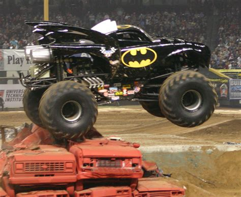 batman monster truck batman truck wikipedia