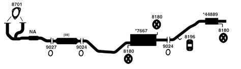 2003 mazda tribute exhaust system diagram 2003 mazda mpv exhaust diagram repair wiring scheme