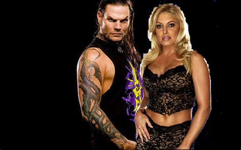 trish stratus jeff hardy 10 red hot wwe romances that were dropped way too soon