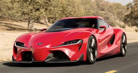 toyota supercar toyota and bmw working on generation supercars