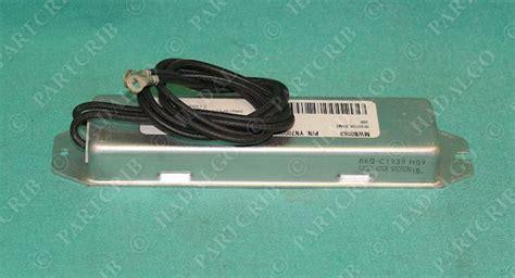 brake resistor mitsubishi mitsubishi mrs120w60 brake resistor 120w new partcrib