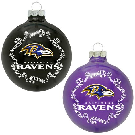 topperscot baltimore ravens nfl home and away glass