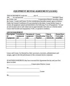 14 rental agreement form templates free sample example