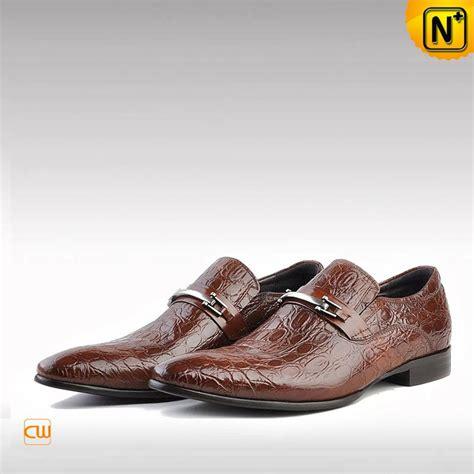 mens designer slip on dress shoes cw764101
