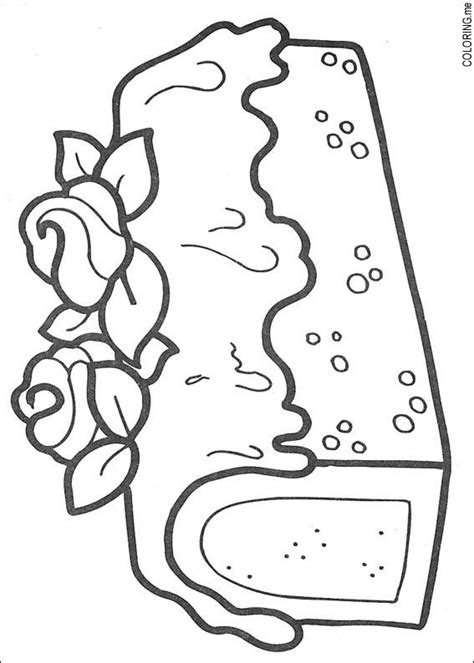christmas cake coloring pages coloring page christmas cake coloring me