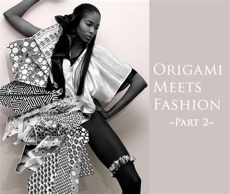 Origami Fashion Designers - origamimeetsfashionpart2 jpg