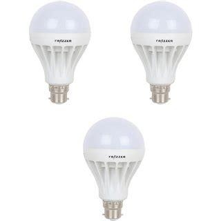 Bohlam Lu Led Emergency Arashi 9 Watt 9w 3 frazzer 3 w 7 w 9 w led bulb combo pack buy frazzer 3 w 7 w 9 w led bulb combo pack