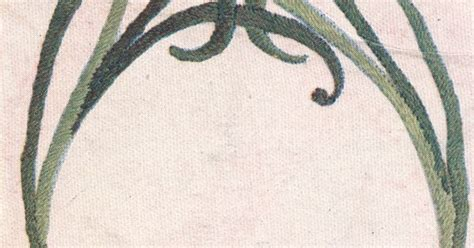 Motif Florence Pink disa motif designs illustrations by florence caulfield v a embroidery line