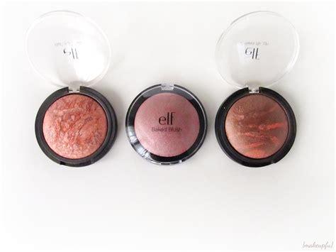 E L F Studio Baked Blush e l f studio baked blush review makeupfu