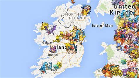 Find In Ireland Find In Ireland With Poke Radar Breakingnews Ie