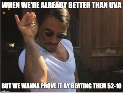 Suck It Meme - virginia tech style saltbae memes