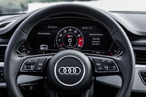 audi dashboard 2017 2017 audi s5 coupe drive digital trends