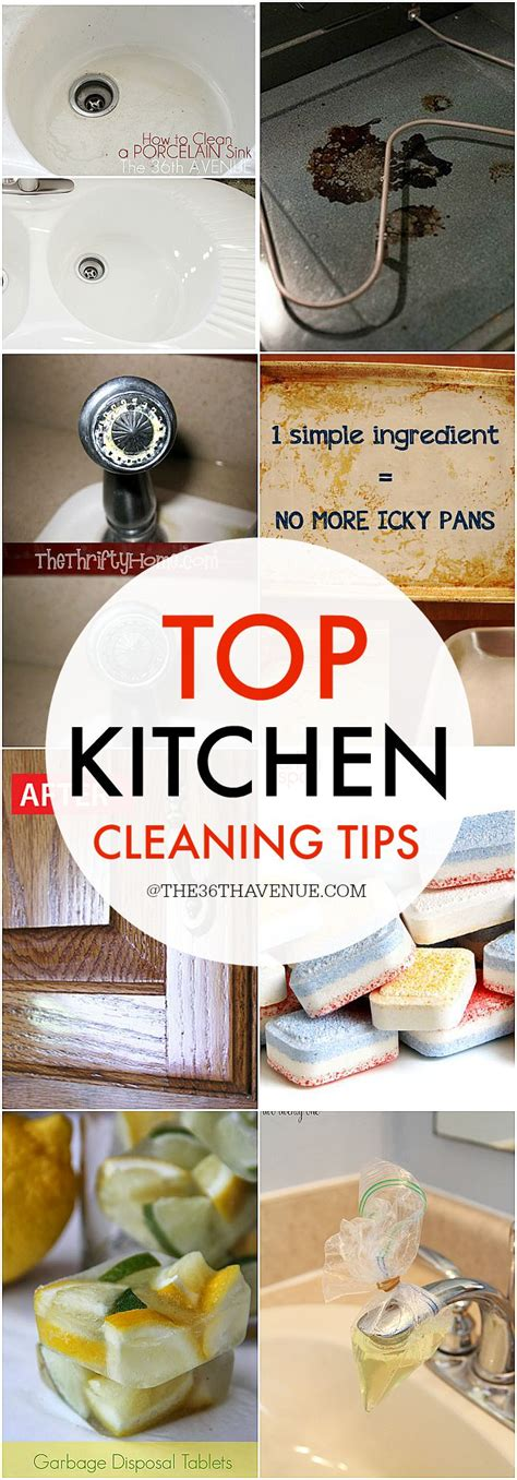 cleaning tips for kitchen copper kitchen decor guide the 36th avenue