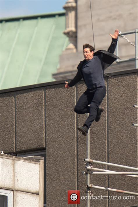 Tom Cruise Jump by Tom Cruise Biography News Photos And