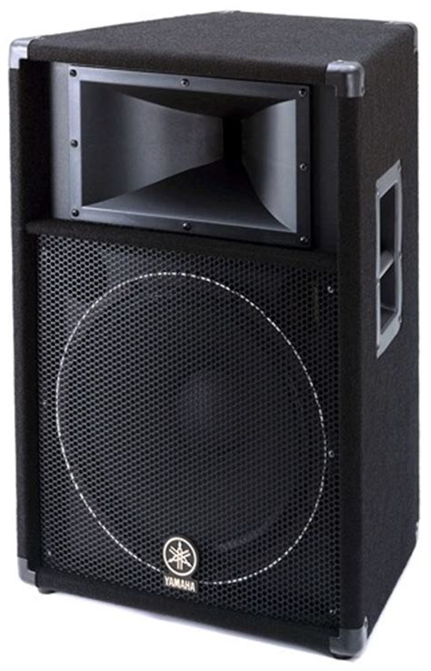 Speaker Yamaha 18 Inch yamaha s115v 15 inch 2 way speaker proavmax sales the professional s av resource