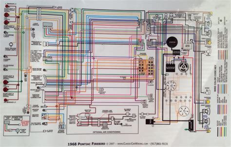 1968 firebird wiring diagram 1968 free engine image for
