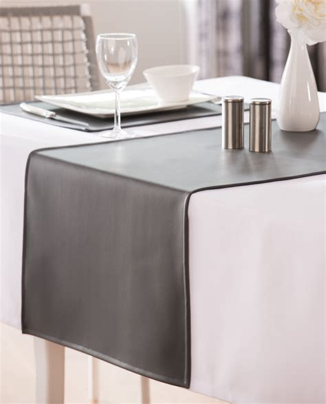 nappage spirit chemin de table 45x80 bordeaux