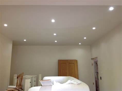 Living Room Downlights by Elca Electrical Ltd 100 Feedback Electrician Security