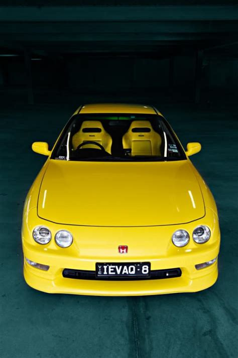 yellow paint sles honda integra type r dc2 yellow www pixshark com