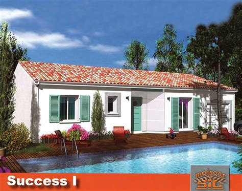 mod 232 le et plans success i 2ch du constructeur maisons sic