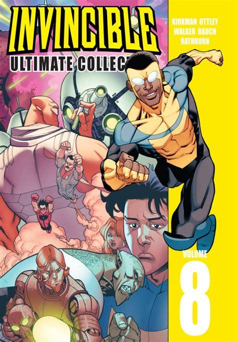 libro invincible ultimate collection volume comics