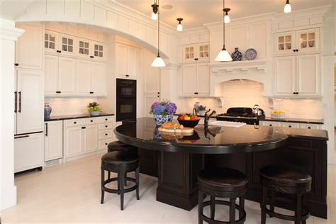 black and white kitchen varieties steven cabinets