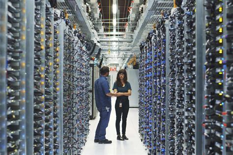 Storage Cabinets by Google Uses Deepmind Ai To Cut Data Center Pue By 15