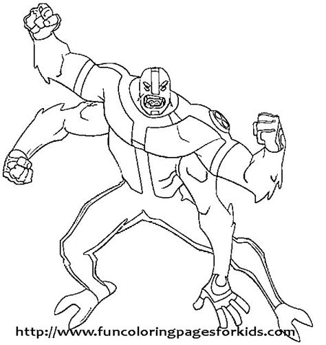 Ben 10 Coloring Pages Best Ben 10 Coloring Pages Colouring Pages Ben 10