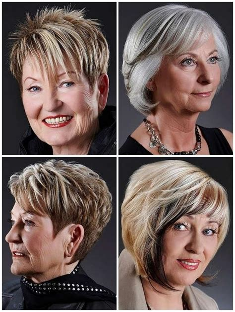 after 50 haircuts hairstyles for older women elegant and chic haircuts ideas