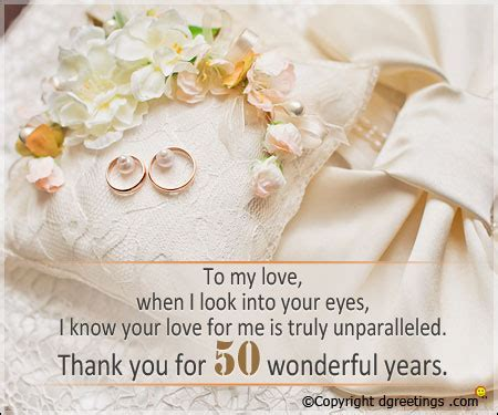 50th Anniversary Quotes, 50th Wedding Anniversary Quotes