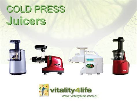 cold press juicer best cold press juicers and the best choice for you vitality4life