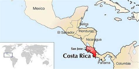 south america map costa rica feature articles the sai movement in costa rica