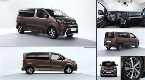 toyota proace verso toyota proace verso 2016 pictures information specs