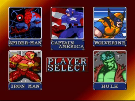 Heroes Of The Gem review marvel heroes in war of the gems snes