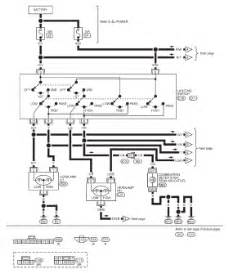 1998 nissan maxima wiring diagram and electrical system