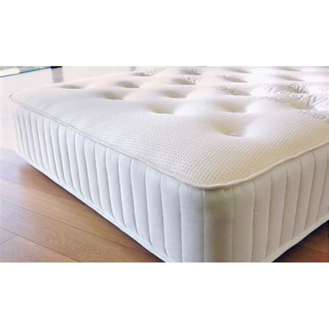 3000 Pocket Sprung King Size Mattress by Serenity 3000 Aloe Vera Pocket Sprung Mattress