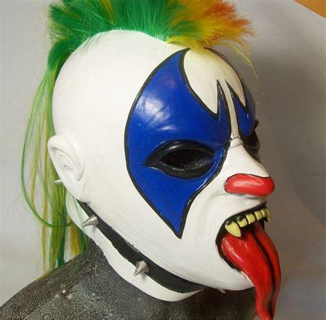 luchadores psicho sin mascara circus mascara luchador psycho clown payaso 350 00 en