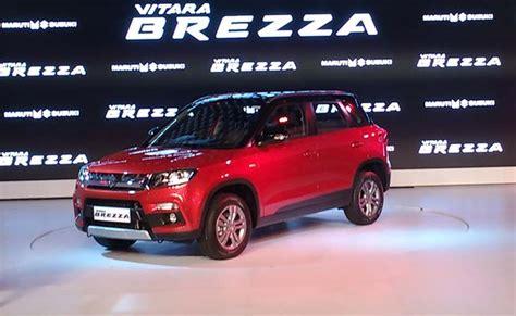 India Maruti Suzuki New Car After Maruti Suzuki Vitara Brezza Indian Engineers To