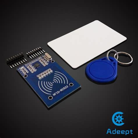 Rfid Rc522 Arduino Reader Writer Module Kit Spi 13 56 Mhz Mifare free shipping rc522 13 56mhz rfid rf id card reader writer arduino raspberry pi spi interface in