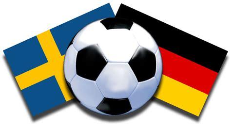 deutschland schweden fu 223 schweden deutschland in g 246 teborg