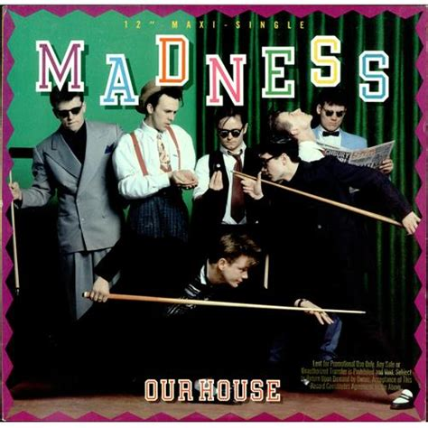 our house madness madness our house us 12 quot vinyl single 12 inch record maxi single 231277