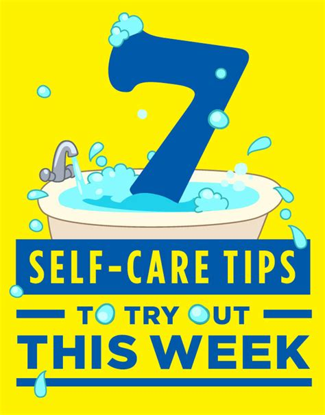 7 Tricks To Try On Your by 7 Self Care Tips To Try This Week Buzzboombox