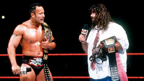 reverse wrestling wwf the rock the undertaker vs stone 5 odd wwe tag team chions we write wrestling pro