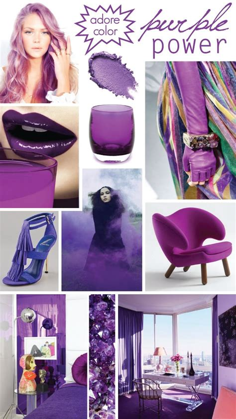 purple mood purple mood board style and beauty pinterest