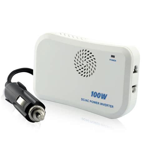 Power Inverter Merk Tbe 100w Watt With Port Usb 5v 1 wholesale 100w power inverter 12v dc to 220v ac 5v usb port from china
