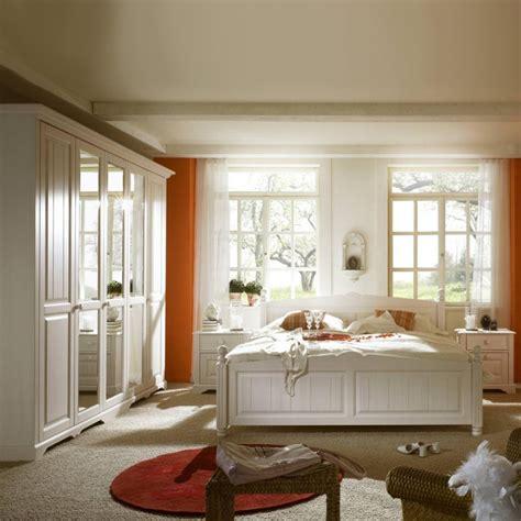 Bett Schrank Set by Schlafzimmerm 246 Bel Set Sybille 4 Teilig Wei 223 Kaufen