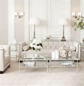 White Livingroom 25 best ideas about elegant living room on pinterest