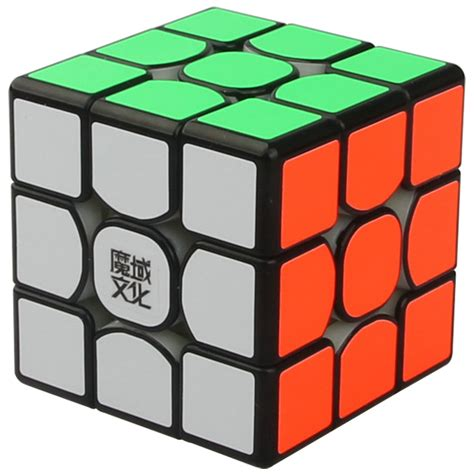Rubik 3x3 Moyu Weilong Gts Speed Cube 3x3 Illusion Edition moyu weilong gts 3x3x3 speed cube black 3x3x3 cubezz professional puzzle store for magic
